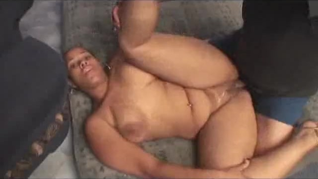Black Plumper Fucked And Jizzed On - 8