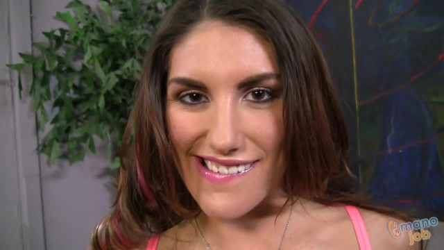 Manojob - August Ames - 3