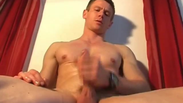 Handsome gym trainer gets wanked his big dick by us. - 7