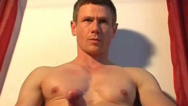 Handsome gym trainer gets wanked his big dick by us. - 9