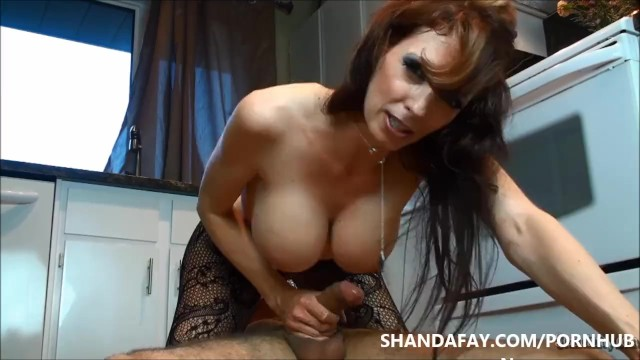 Cum In My Canadian Kitchen - ShandaFay - 15