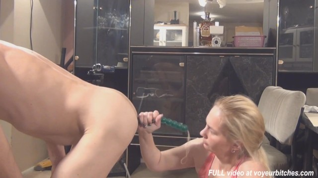 CFNM - housewife likes to watch - 6