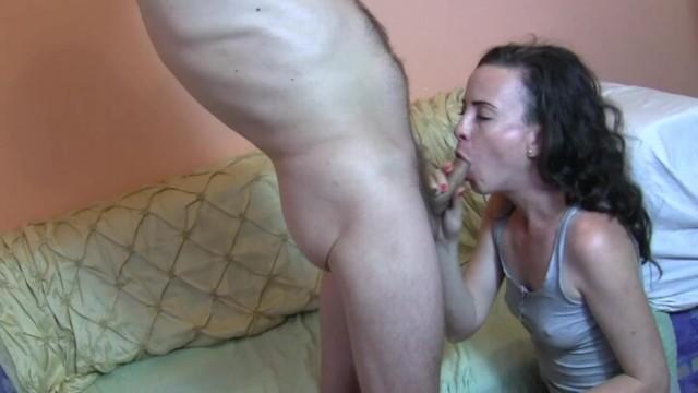 Live Amateur Webcam Blowjob&Fuck Party Performance by Sylvia Chrystall. - 6