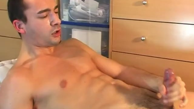 Alex serviced his huge cock by us! - 16