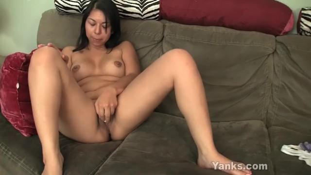 Chubby Amateur Asia Masturbating - 11