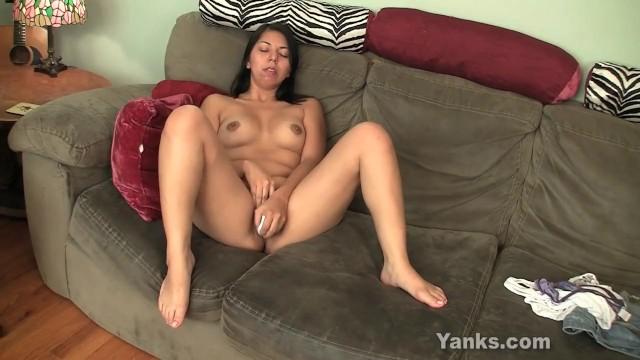 Chubby Amateur Asia Masturbating - 16
