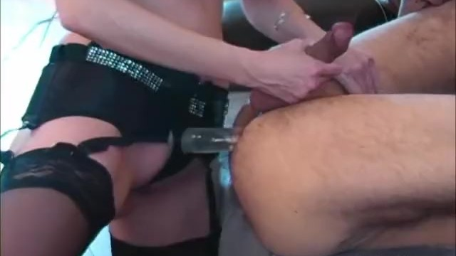 Pegging Bling! Canada's ShandaFay Fucks A Man With Her New Strapon! - 10