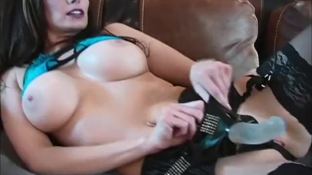 Pegging Bling! Canada's ShandaFay Fucks A Man With Her New Strapon! - 4