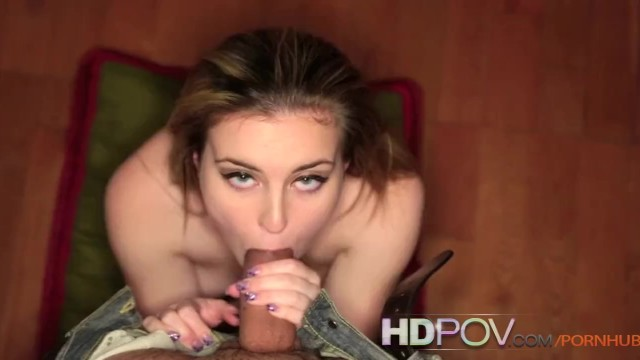 HDPOV Jessie Parker allowing you to spunk over her firm ass - 5