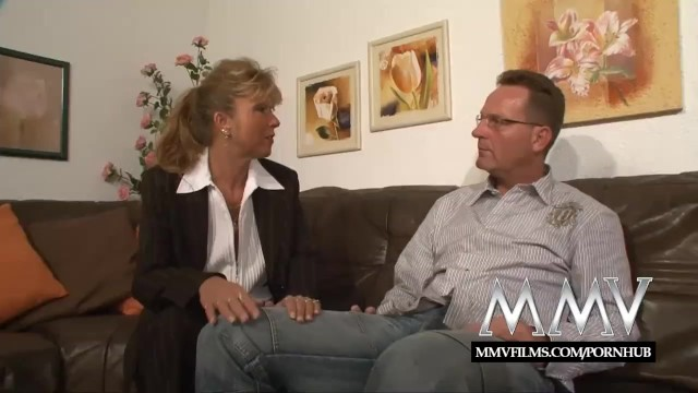 MMV Films Fucking her pussy as a pay off - 3