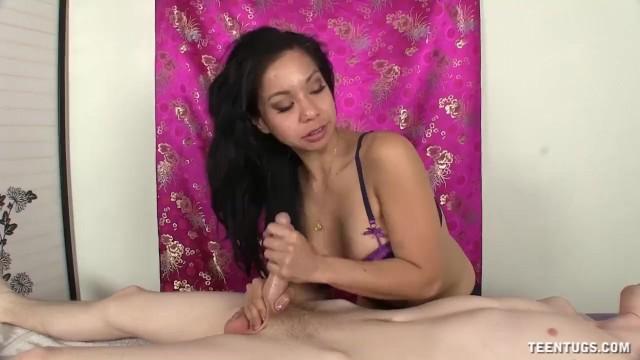Asian Cock Massage - 3