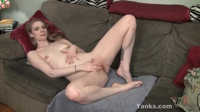 Sexy Amateur Ela Masturbating Her Tiny Pussy - 7