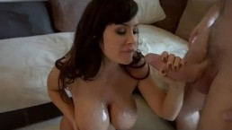 Lisa Ann Hot Fuck and Cumshot