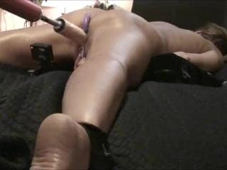 Lesbian bdsm foot fetish