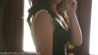 Nubile Films - Seductive games of passion Natural skinny