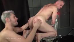 Σούπερ λίπος gay πορνό