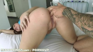 Ass fucked reality kings maddy get young realitykings