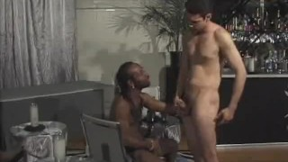 Sucking cock hot butt fucking and interracial dreads cock