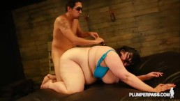 Sexy BBW Eliza Allure Submits and Fucks Her Master