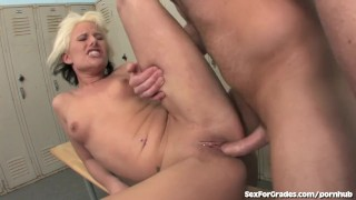 Teen Girl Fucked By Coach At School