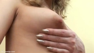 Ariana s Incredibly Firm Tits in Closeup Fingering anal