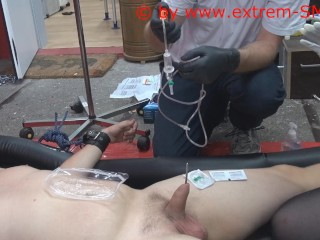 Preview 3 of Anleitung Hodensack Iinfusion scrotal saline infusion