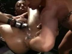 Fistfucking