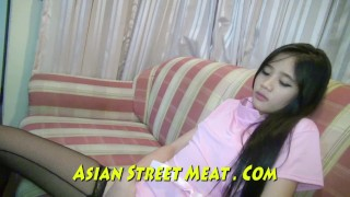 High Class Thailand Girlie Gasps Sweetly porno