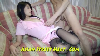 High Class Thailand Girlie Gasps Sweetly Big view