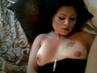 Me Fucking Miss Ravon my little Slut.