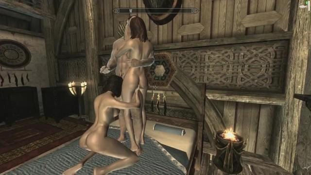 skyrim sex quests