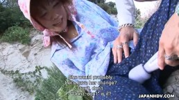 Cute Japanese amateur gets banged after relaxing massage