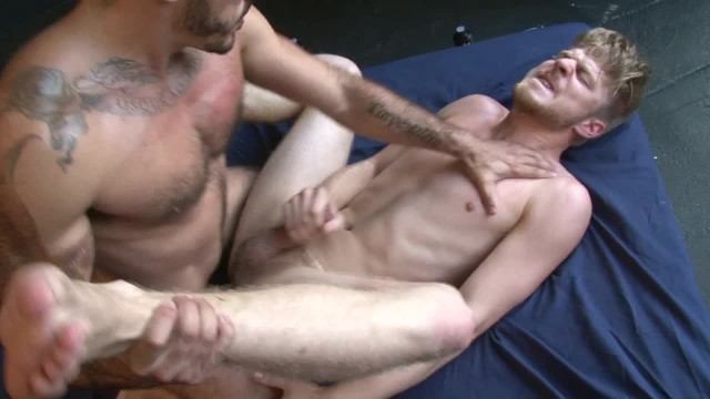 Auditions 36 Pounded - Scene 2