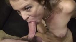 Petite blonde prostitute fucked hard till anal creampie - Erin Electra