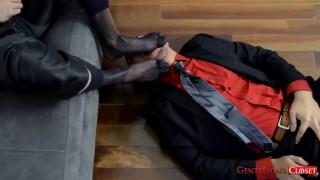 Socks & Bare Foot Worship Spanking bdsm