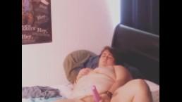 Teen BBW orgasm