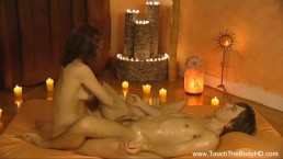 Lingham Handjob Massage Feels So Right In HD