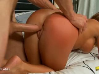 Busty latina Nikki Delano gets fucked