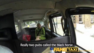 FakeTaxi Lady gets two bum deals in one day porno