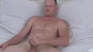 Guy masturbating straight hef naughty big stud