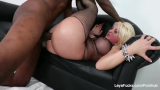 Falcon ass gets fucked leya leyafucks blonde