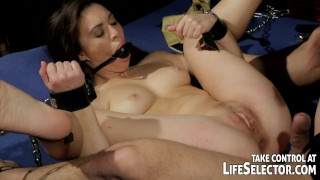 Perverted clients fuck extreme whores Teen tits