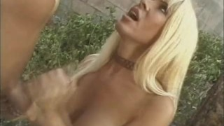 The Blonde MILF Knows Handjobs Solo panties