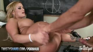 Hot fucks milf teacher twistyshard blonde