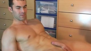 Playing with a straight guy ! part 1 porno