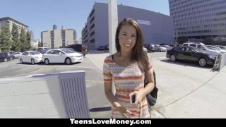 TeensLoveMoney - Cuban Sophia Torres Has Sex 4 Cash!
