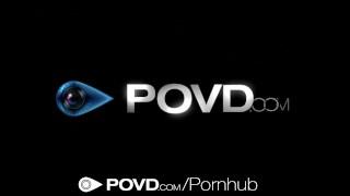 HD - POVD Petite Ariana Marie fucks in a Grotto