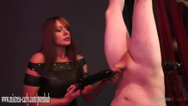 Mistress Boot Licking Slave