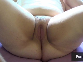 BBW fisted to cum