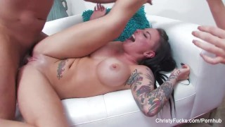 Mack guy sky lucky christy dahlia fuck a young tits